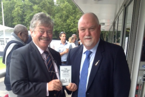 The Reluctant Umpire with Mike Gatting